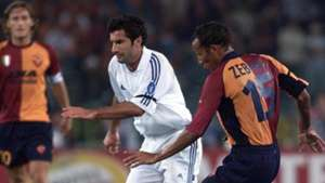 As Roma Real Madrid 11/09/2001