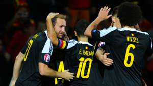 Belgium squad Euro 2016