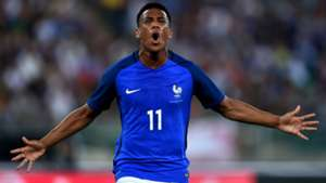 Anthony Martial Italy France