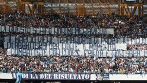 Napoli fans San Paolo Serie A 100402016