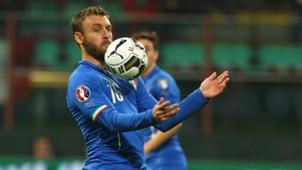 Daniele De Rossi Italy Croatia