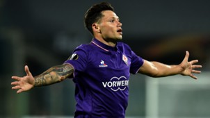 Mauro Zarate Fiorentina Qarabag Europa League