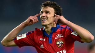 Roman Eremenko CSKA Moscow