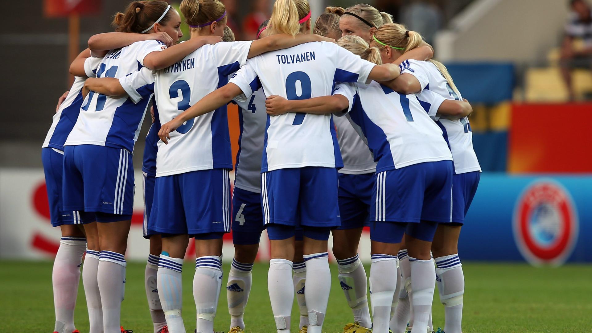 Finland women team