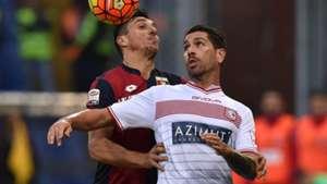 Marco Borriello Genoa Carpi Serie A