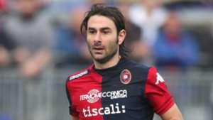 Daniele Conti, Cagliari, Verona, Serie A, 01032015