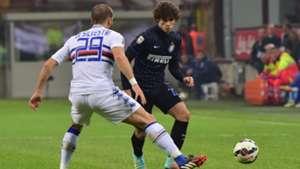Dodo Lorenzo De Silvestri Inter Sampdoria