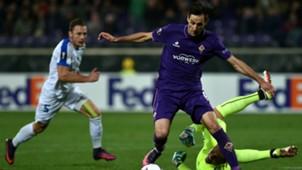 Nikola Kalinic Fiorentina Slovan