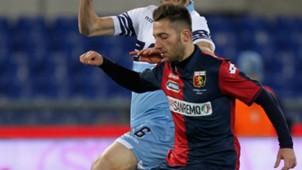 Andrea Bertolacci Lazio Genoa Serie A
