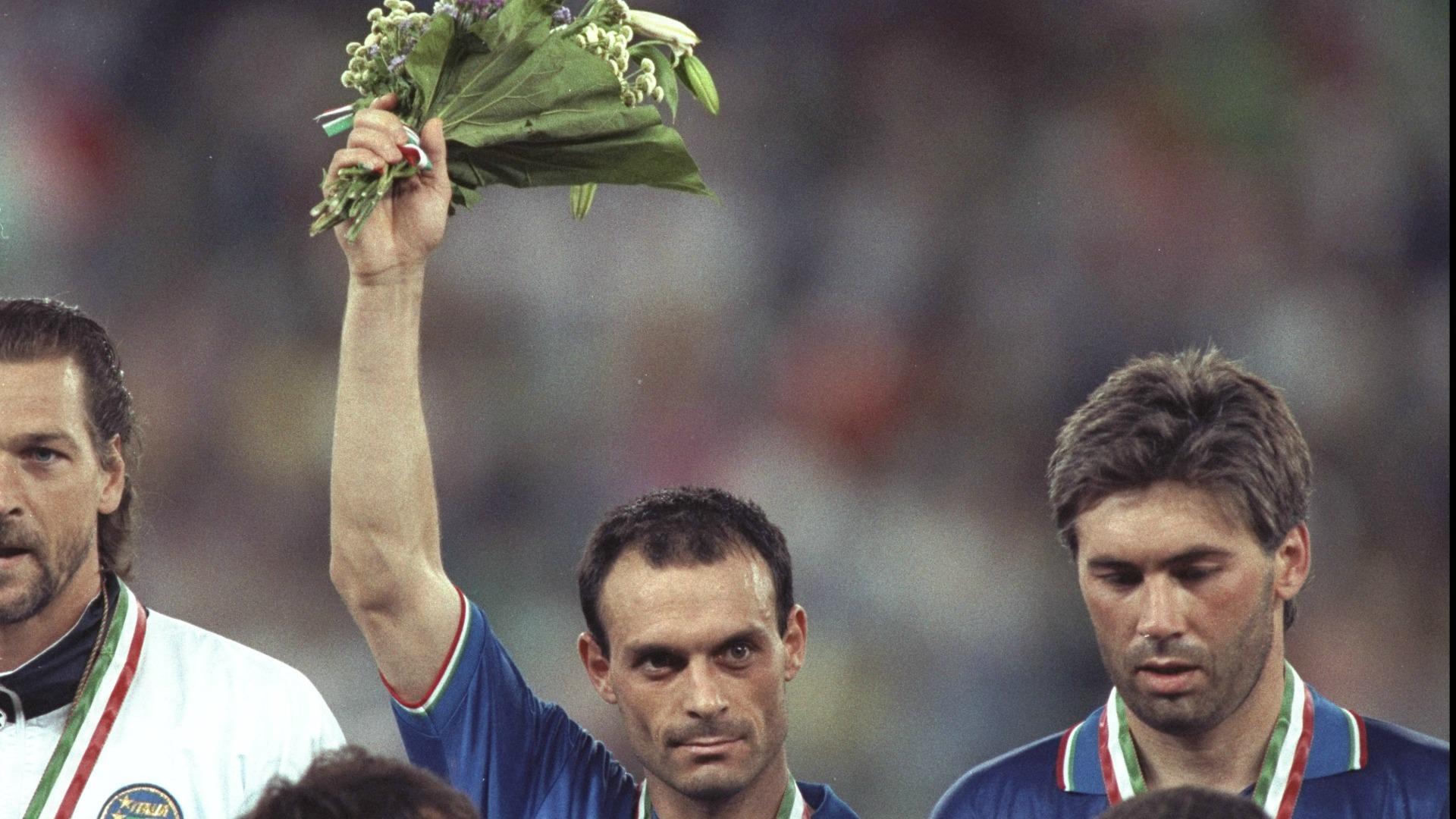tacconi Schillaci Ancelotti England Italy