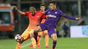 Bruno Peres Tello Fiorentina Roma Serie A