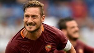 Francesco Totti Roma Sampdoria Serie A