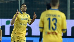Daniel Ciofani Frosinone Milan Serie A