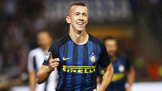 Ivan Perisic Inter Juventus Serie A