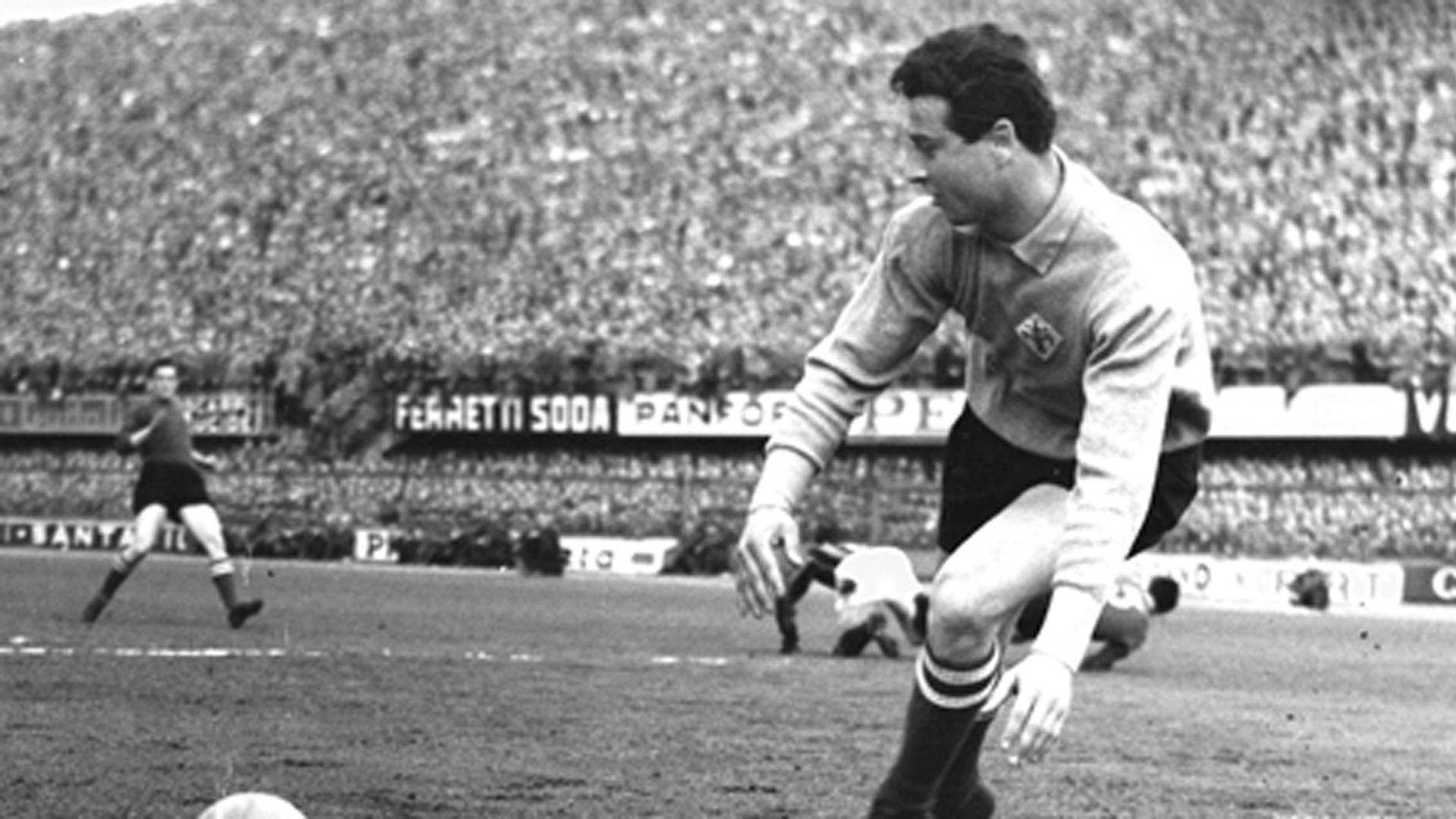 Addio a Giuliano Sarti, grande portiere di Fiorentina e Inter