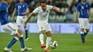 Andros Townsend Italy England