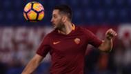 Kostas Manolas Roma Palermo Serie A 23102016