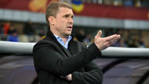 Serhij Rebrov Dynamo Kiev