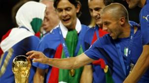 Italy France WC 2006 Del Piero