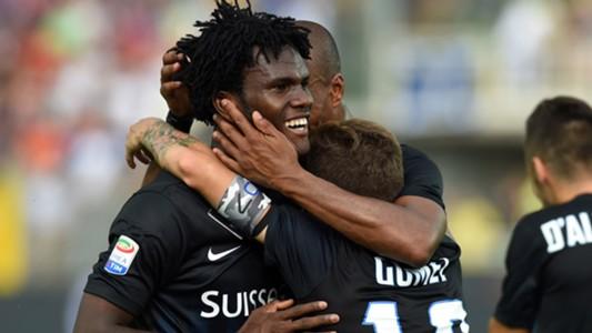 Franck Kessie Atalanta Torino Serie A