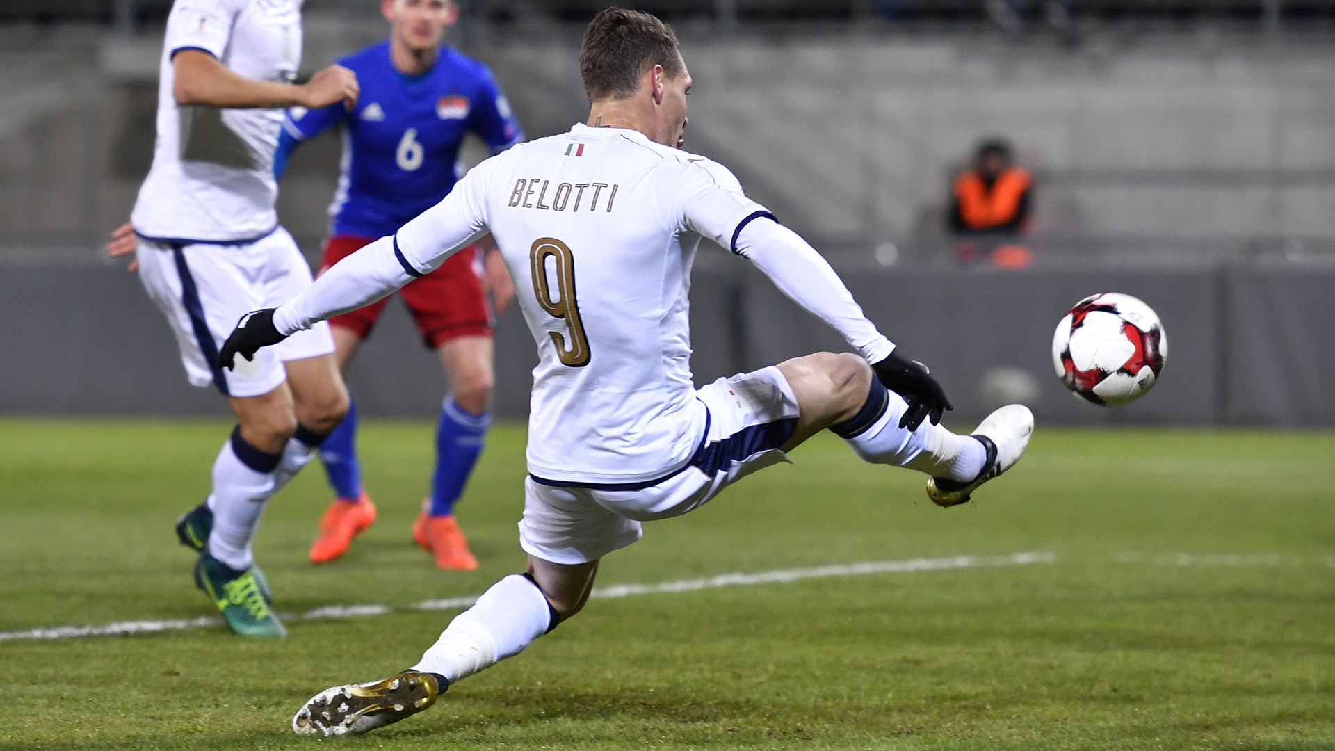 Italia-Liechtenstein in tv 11 giugno: a che ora e dove guardarla
