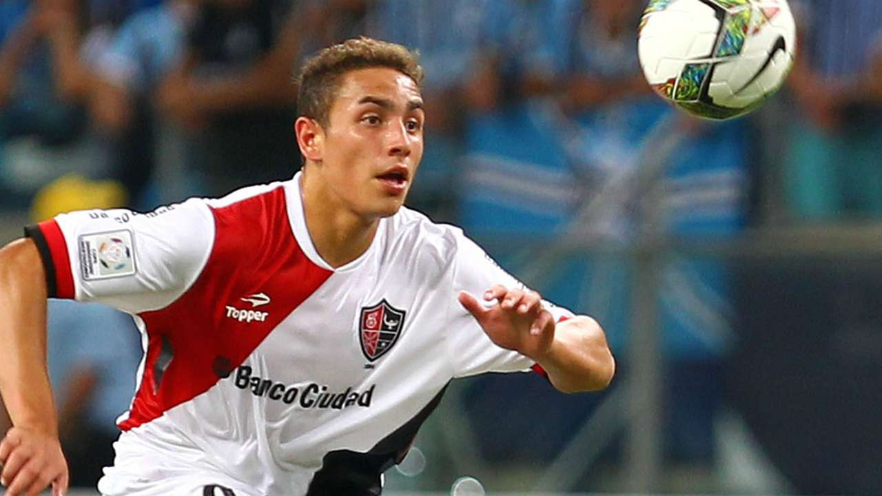 Ezequiel Ponce Newell's Old Boys