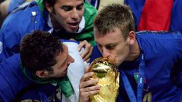 De Rossi and World Cup 2006