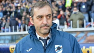 Marco Giampaolo Sampdoria Serie A