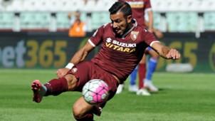 Fabio Quagliarella Torino Sampdoria Serie A