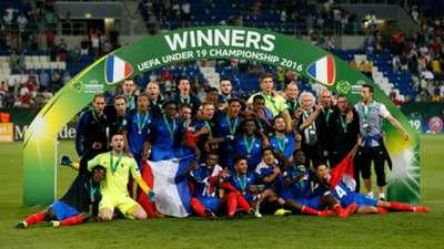 Top 11 Euro U19