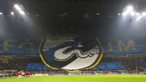 Inter fans Milan Serie A