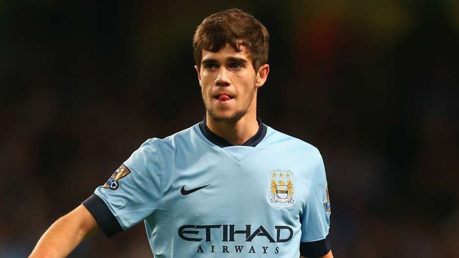José Pozo Manchester City