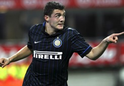 Mateo Kovacic Inter Stjarnan Europa League