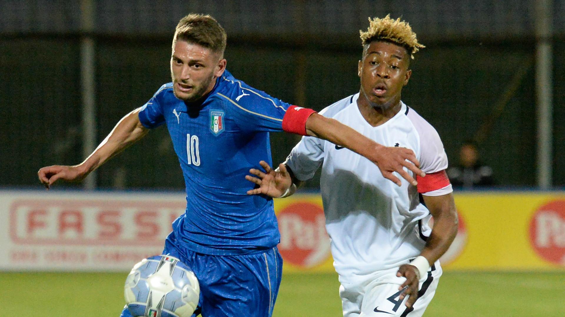 "Danimarca U21-Italia U21, le formazioni ufficiali: Petagna prima punta"""