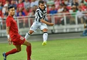 Sebastian Giovinco Singapore Juventus