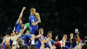 Italy France WC 2006 Cannavaro