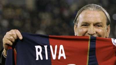 Gigi Riva former Cagliari player