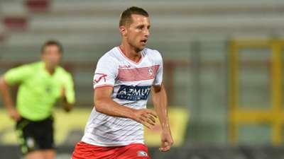 Kamil Wilczek, Carpi, Serie A, 08012015