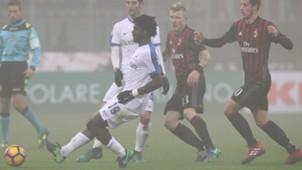 Franck Kessie Milan Atalanta Serie A