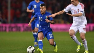 Sebastian Giovinco Italy Albania