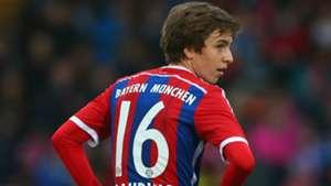 Gianluca Gaudino Bayern Munchen