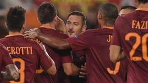 Francesco Totti Roma Astra Europa League