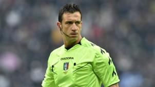 Daniele Doveri, Serie A referee, 14122014
