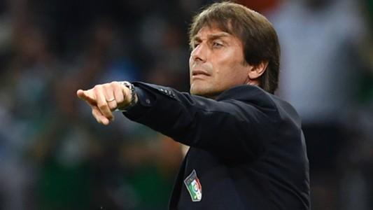 Antonio Conte Italy Ireland Euro 2016