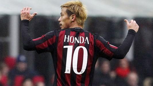 背番号10番が仇に?元ミラン本田圭佑、セリエA冬の移籍市場ワースト10に選出 | Goal.com
