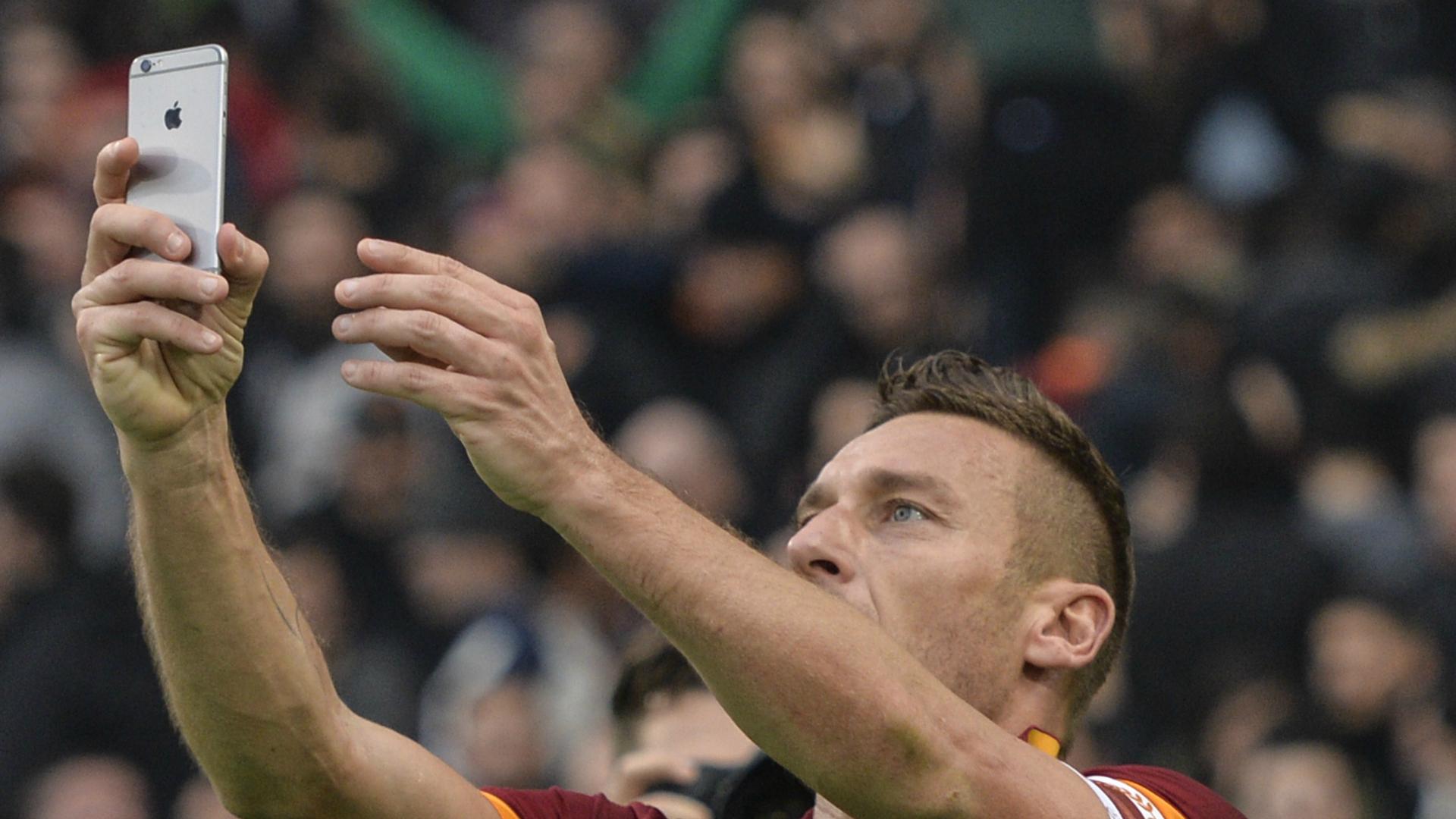Francesco Totti Roma Lazio