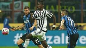 Pogba Santon Inter Juventus Serie A
