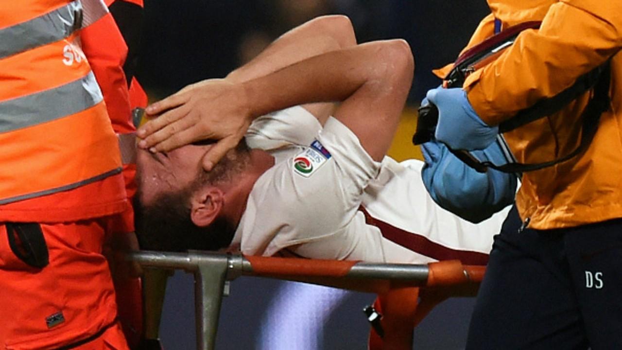 Florenzi Roma Serie A