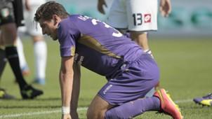 Mario Gomez Fiorentina Genoa