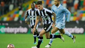 Stipe Perica Udinese Lazio Serie A 01102016